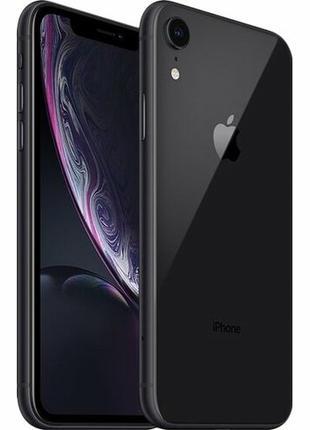 IPhone XR  64gb NEVERLOCK (Black)
