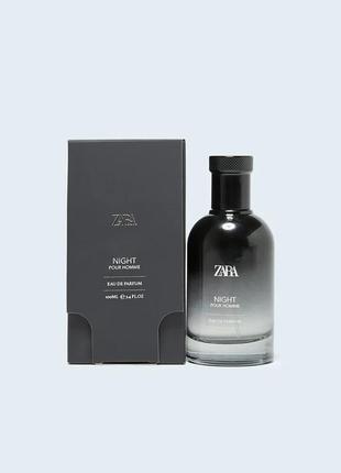Zara night pour homme 100ml edp