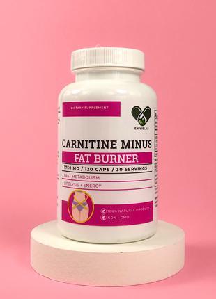 Жиросжигатель (Л-карнитин, L-Carnitine) TARTRAT PREMIUM 120 капс