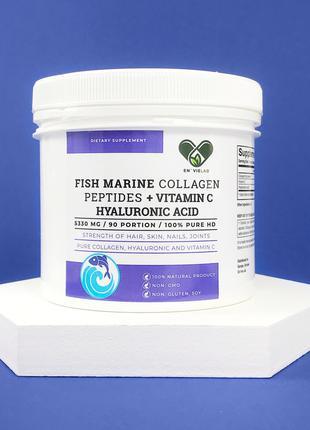 Коллаген рыбный PREMIUM. Курс 90 дней (5330 мг). питьевой