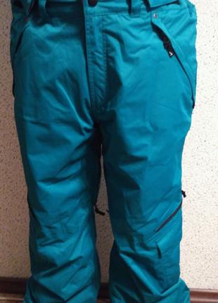 Горнолыжные/сноубордовские штаны