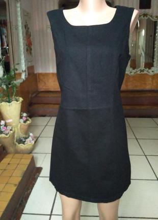 Gap короткий шерстяной сарафан, платье