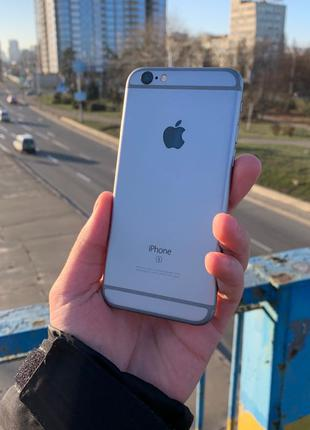 Apple iPhone 6s 32Gb Neverlock Space Grayполностью рабочий