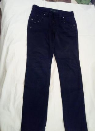 Теплые джинсы для осени или зимы