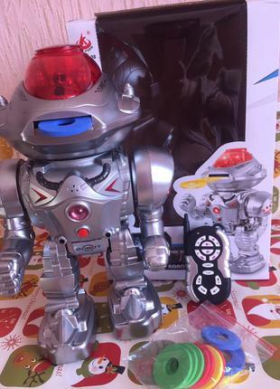 Радиоуправляемый робот Space Armor
