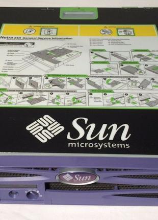 Сервер Sun Netra 240