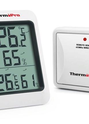 Термометр, гигрометр, метеостанция ThermoPro TP60s