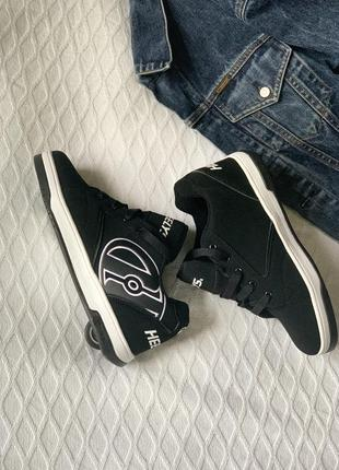 Подростковые роликовые кроссовки heelys