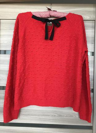 Яркий свитер Topshop