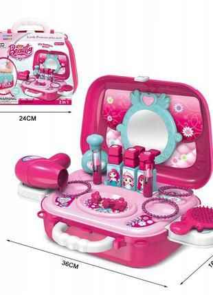 Набор детской декоративной косметики для девочек в виде сумочк...