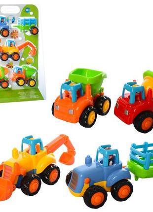 Набор машинок 326 Limo toy