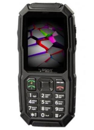 Мобильный телефон Sigma X-treme ST68,Защищенный кнопочный телефон