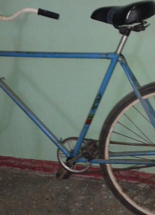 Велосипед Аист СССР