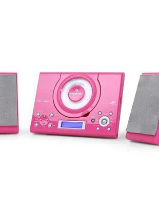 Немецкая акустическая система \ радио   AUX   CD   USB   Auna ...