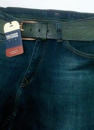 Интересные мужские джинсы Tommy Hilfiger