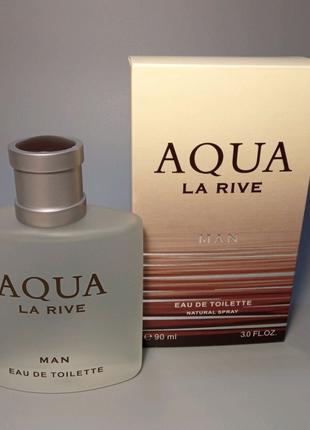 Мужская туалетная вода AQUA  LA RIVE , 90 мл