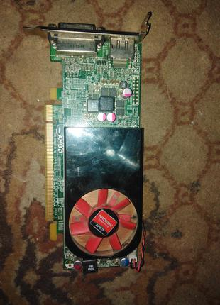 Видеокарта AMD Radeon HD8490 1Gb GDDR3 низкопрофильная
