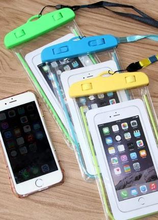 Универсальный водонепроницаемый чехол для телефона Samsung Xia...
