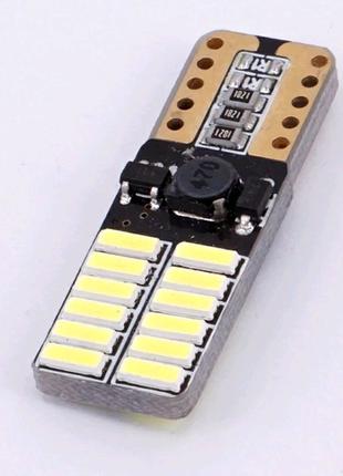 Автомобільна Led лампа T10 Canbus