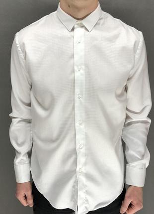 Мужская рубашка от zara (#2r2)