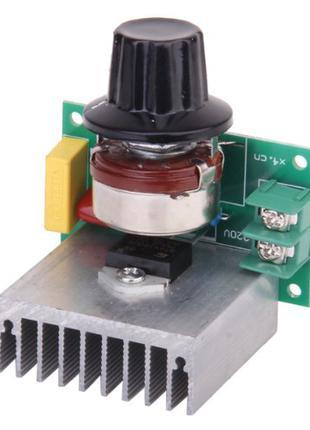 Регулятор мощности 3800 Вт, диммер