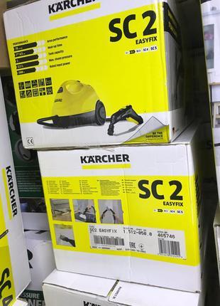 Парочисник karcher sc2 пароочиститель kercher sc2 easyfix