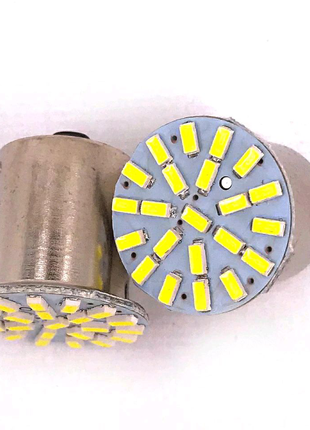 Автомобільна Led лампа BA15S (1156)