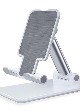 Настольная подставка держатель для планшета или телефона