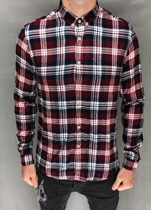 Мужская рубашка от zara (#2r44)
