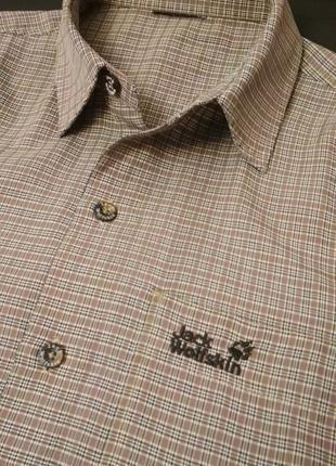 Чоловіча сорочка Jack Wolfskin travel (L / XL) Улюблений і неповт