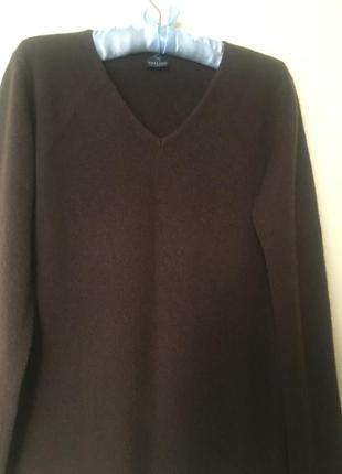 Джемпер пуловер кашемировый