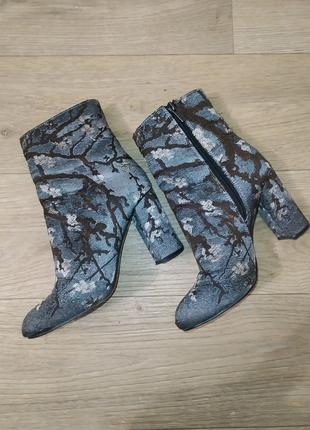 Ботильоны сапоги полусапожки ботинки