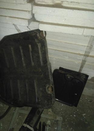 дно багажника до пасату ббб3