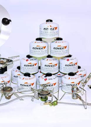 Газовый баллон Kovea KGF-0230/ газ для горелки.