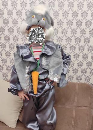 Детский новогодний костюм «Заяц»
