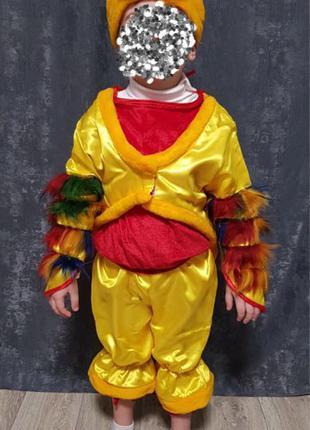 Детский новогодний костюм «Петушок»