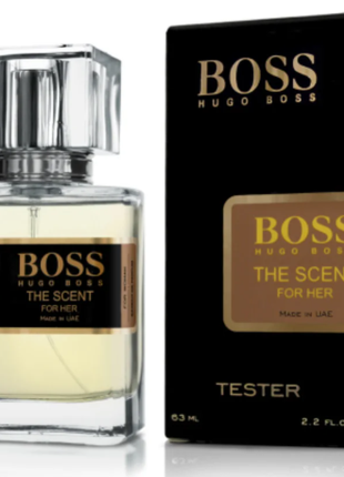 Hugo Boss Boss The Scent For Her, 63 мл Тестер женский DUTYFREE