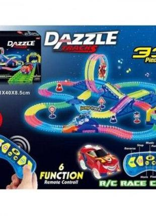 Детский гоночный трек с пультом управления Dazzle Tracks 158 (...