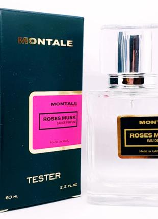 Montale Roses Musk, 63 мл. Dubai Dutyfree Тестер унисекс