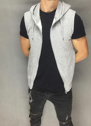 Мужская кофта без рукавов от asos  (#2k85)