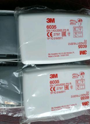 Пылевые фильтры 3м 6035