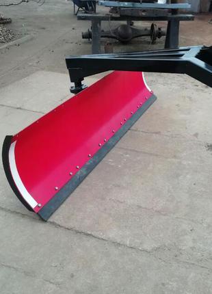 Продам лопату- отвал для уборки снега на трактор задняя навеска