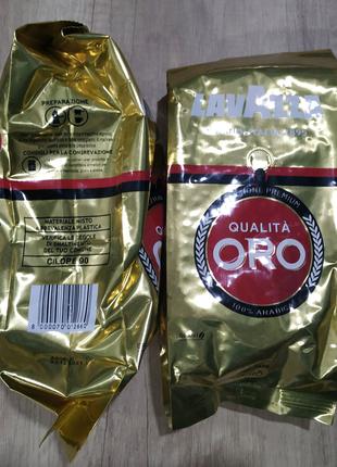 Кава в зернах Lavazza Oro 1000 g