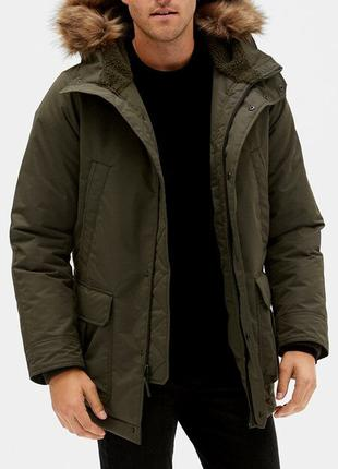 Куртка мужская парка Padded Parka Jacket gap 191210