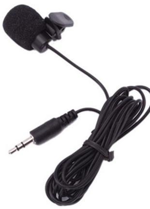 Опт 5шт.(40 грн.шт) мини микрофон, микрофон-петлица 30 Гц ~ 15000