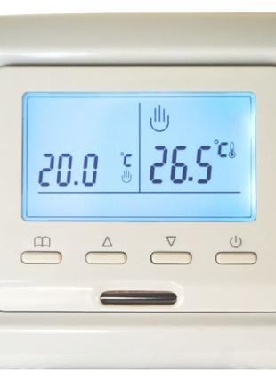 Терморегулятор програмований Е 51 для теплої підлоги