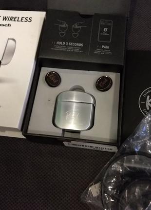 Оригинал Klipsch T5 true wireless TWS беспроводные наушники