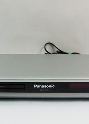 DVD-Плеер Panaonic DVD-K33