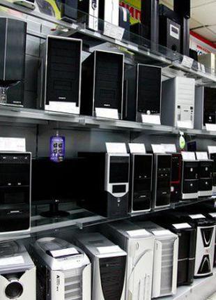 Комп'ютер AMD Phenom II X4 ядра / 8Gb / 500Gb мощний ПК