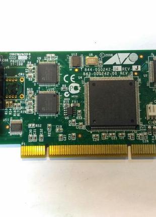 Оптическая сетевая карта Allied Telesis 100 Мбит/с 2xSC (AT-27...